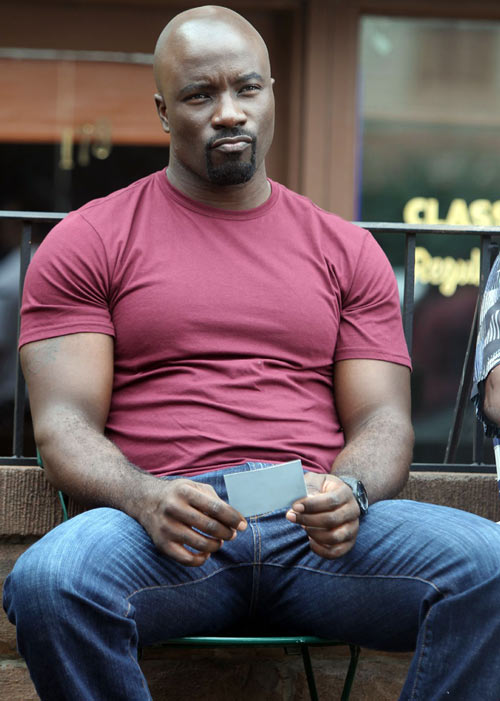 Luke Cage   Netflix version   Mike Colter   Profile   Quotes   RPG     Luke Cage