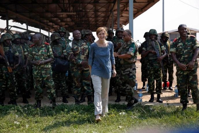 Power in Burundi