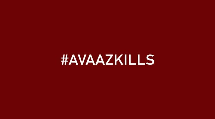 avaazkilllhashtag