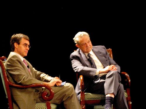 Ken Roth & George Soros