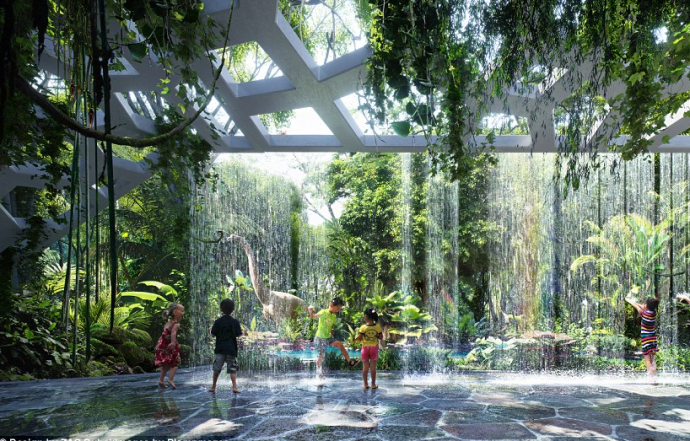 dubai-hotel-rainforest