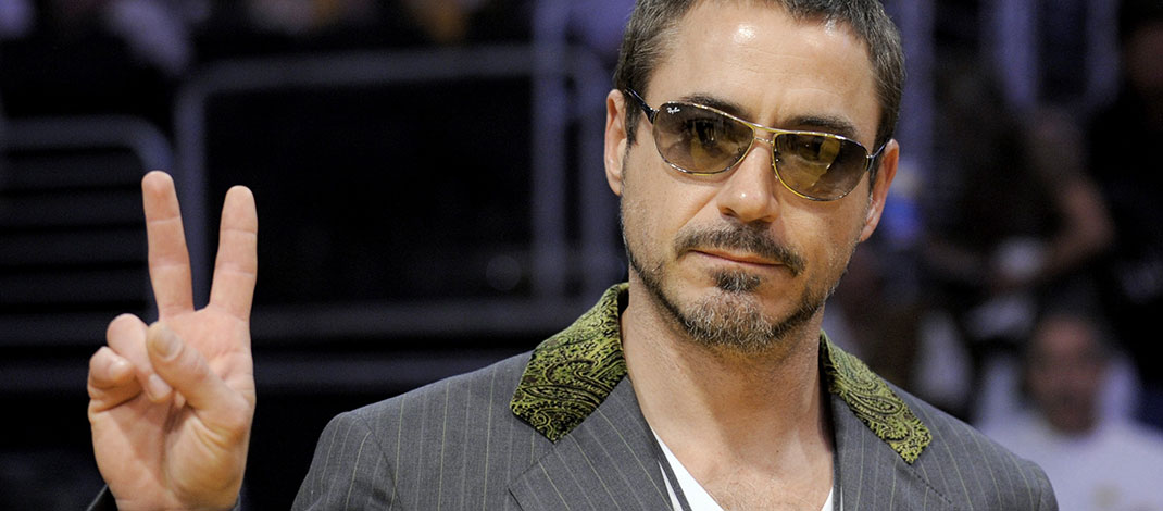 Governor Pardons Robert Downey Jr., Rights To Jury, Salsa Restored