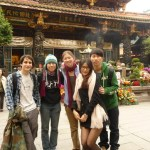 Day 4: Taipei Metro, Long San Temple, gondola, and relatives