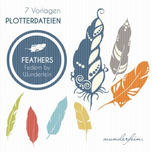 Cover-Feathers-Wunderfein-Plotterdatei