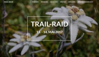 Titelbild der Veranstaltung Trail-Raid