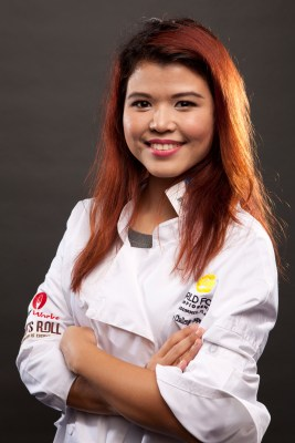 World Food Championship! Chef Head Photo Shoot!