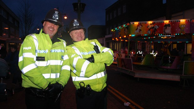 Wednesfield Lights 2012  (11)