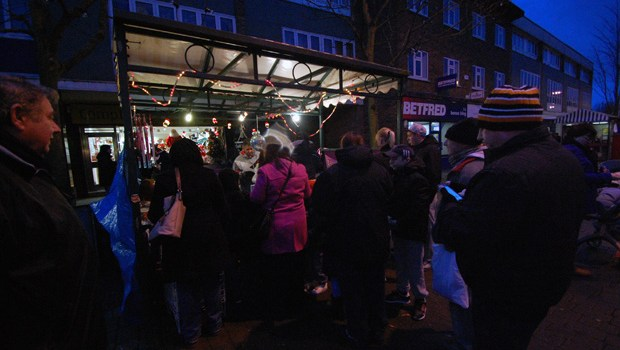 Wednesfield Lights 2012  (13)