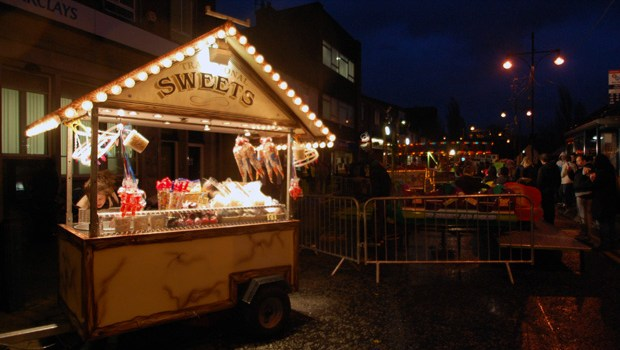 Wednesfield Lights 2012  (21)