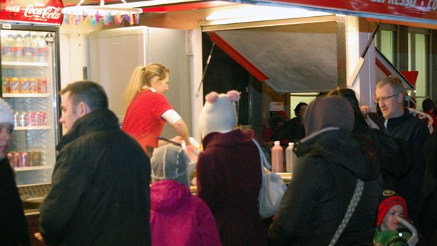 Wednesfield Lights 2012  (27)