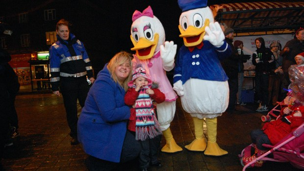 Wednesfield Lights 2012  (36)