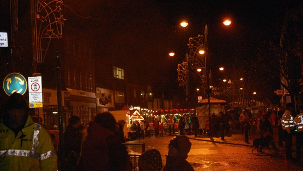 Wednesfield Lights 2012  (39)