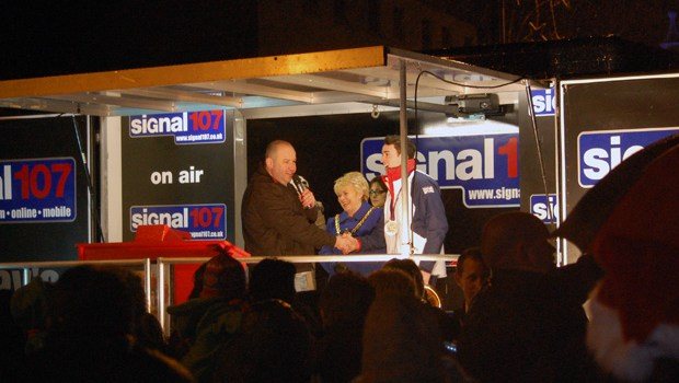 Wednesfield Lights 2012  (40)