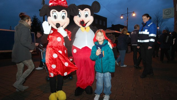 Wednesfield Lights 2012  (7)