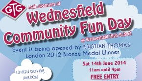 Wednesfield Community Fun Day Flyer_WV11