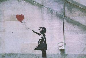 banksy let go
