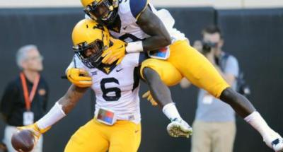 Wendell Smallwood and Dravon Henry
