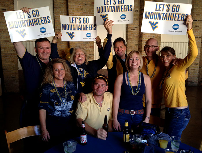 Mountaineer Roundup