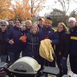 Tailgating at the WVU vs. TCU game