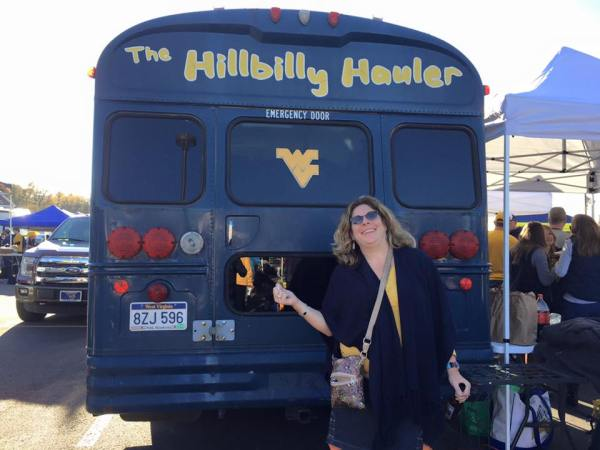 WVU Confessions from a Buckeye