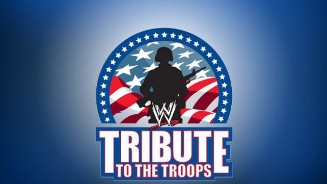 WWE Tribute to the Troops Logo