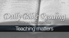 Teaching-matters