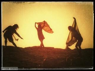 Taniec żywiołów