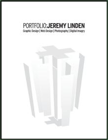 Jeremy Linden | Portfolio Cover