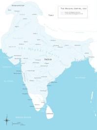 DMA South Asian Map 1