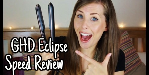 ghd eclipse hair straightener review