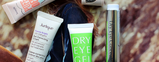Skincare and Makeup for Sensitive Eyes