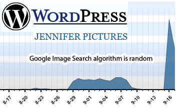 Wordpress stats Jennifer
