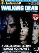 Walking Dead Le Magazine Officiel #13