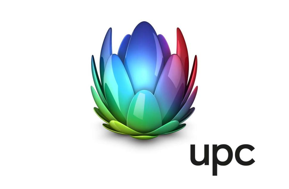 UPC: le logo du premier câblo-opérateur du pays.