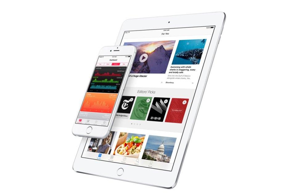 Apple iOS 9.3.