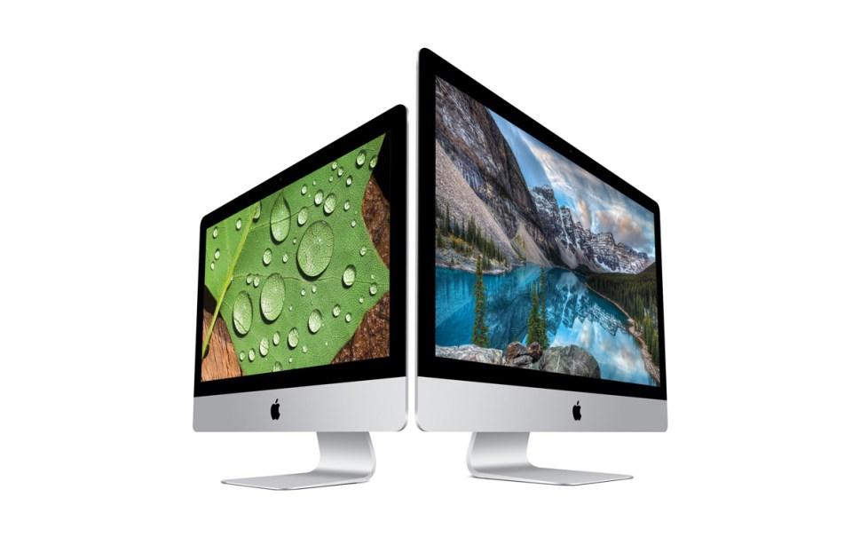 Apple iMac Retina.