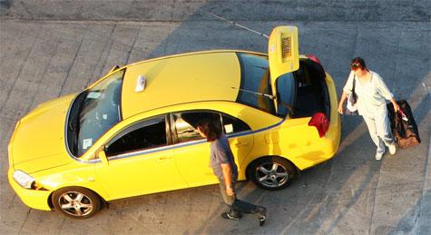 Ταξί sms