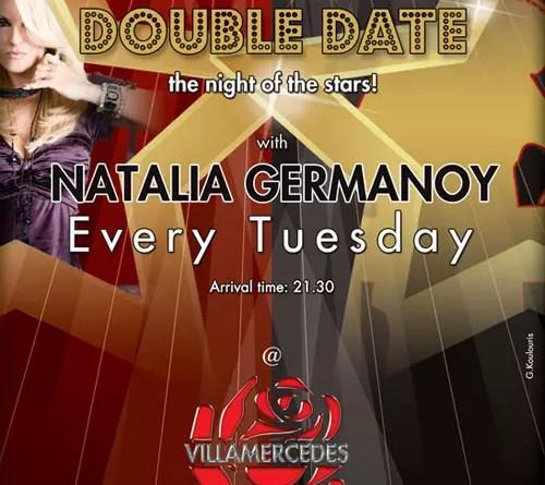 Double Date @ Villa Mercedes