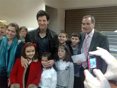Γιορτή ΕΣΗΕΑ - Ρουβάς, Σόμπολος και παιδιά