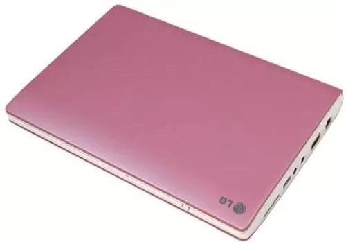 Netbook LG X110 Pink