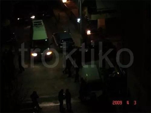 Κυψέλη - Πυροβολήθηκαν αστυνομικοί της ομάδας Δέλτα