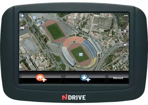GPS NDrive Touch Real