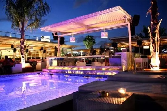 Candy Bar Summer Paradise