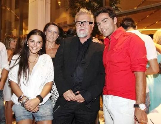 Nίκος Αποστολόπουλος @ White Night, Hilton
