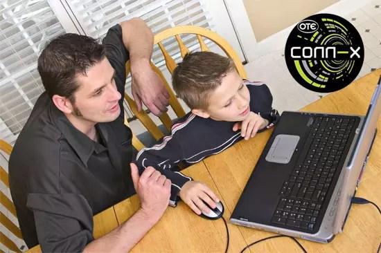 Conn-x, με Online Προστασία του υπολογιστή