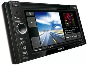 Sony Xplod XAV-60