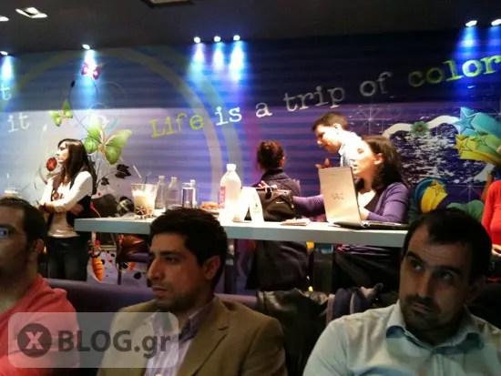 Nokia Ovi Event