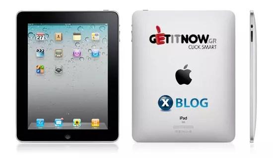 Κερδίστε ένα iPad!