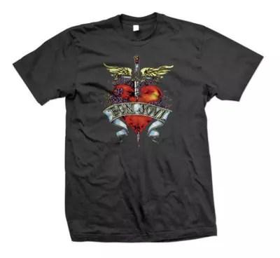 T-shirt με τους Bon Jovi