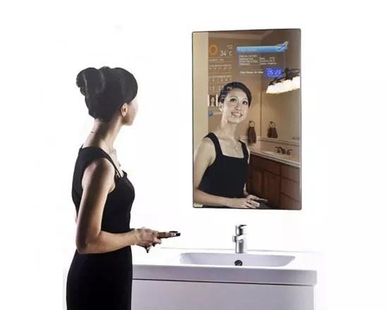 Cybertecture Mirror, ο νέος hightech καθρέφτης!